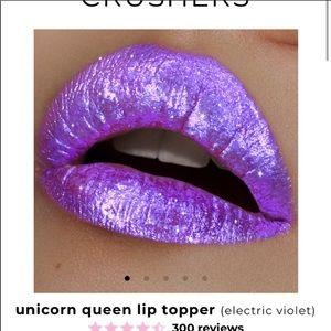 Lime Crime Makeup - Lime crime diamond crushed lip topper